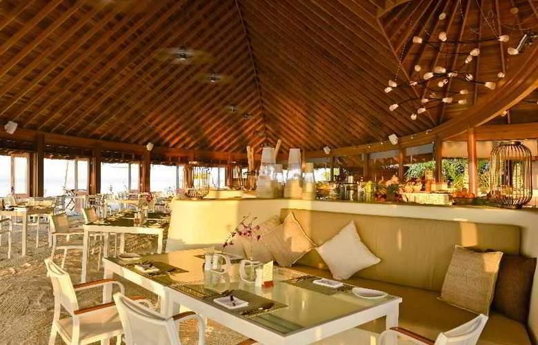 Per Aquum Huvafen Fushi - Restaurant - 38