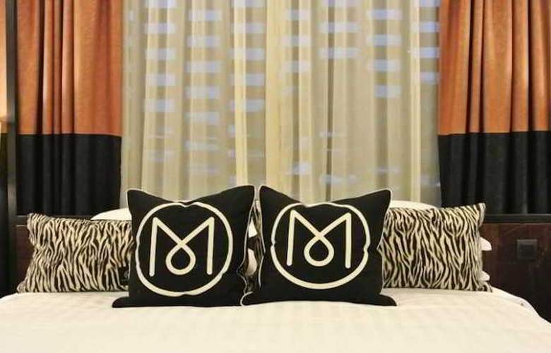 M Boutique Hotel Ipoh - Room - 8