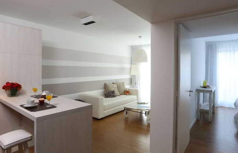 HA Flats Quartier del Polo - Room - 4