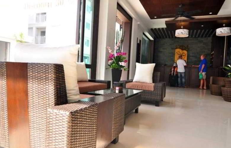YK Patong Resort - Hotel - 0