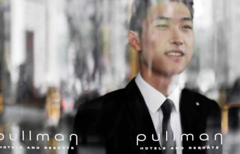 Pullman Skyway - Hotel - 38