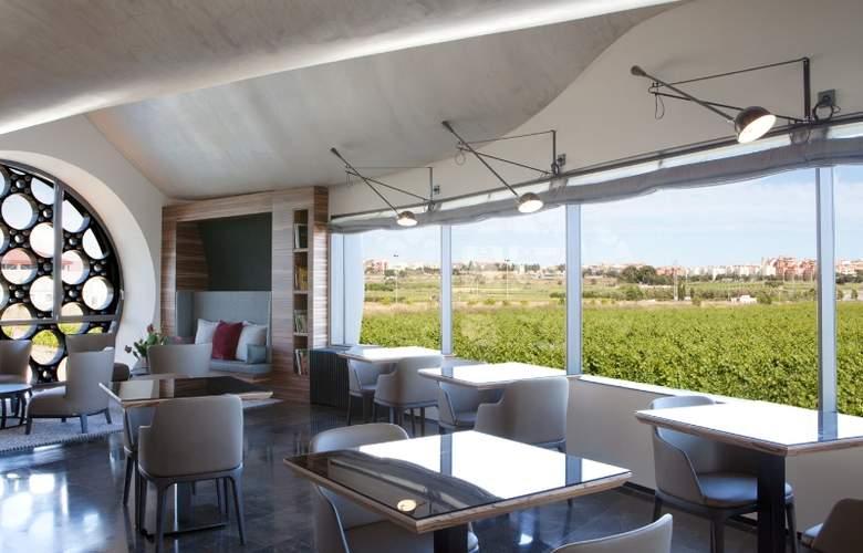 Domus Selecta Cava & Hotel Mastinell - Restaurant - 5