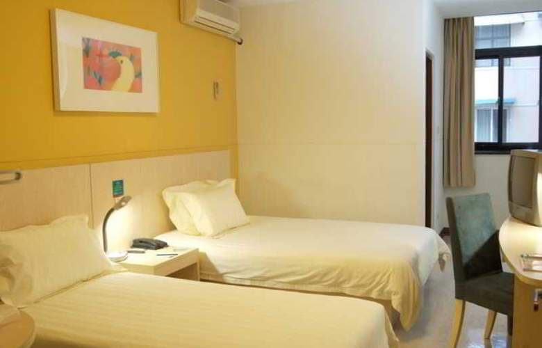 Jinjiang Inn (Hongkou Football Stadium,Shanghai) - Room - 2