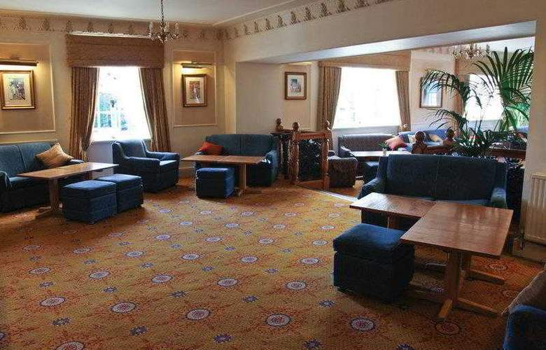 Best Western Strathaven Hotel - Hotel - 8