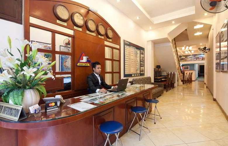 Hanoi Lucky Queen Hotel - Hotel - 0