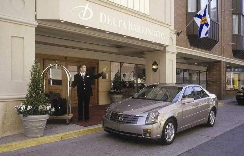 Delta Barrington - Hotel - 0