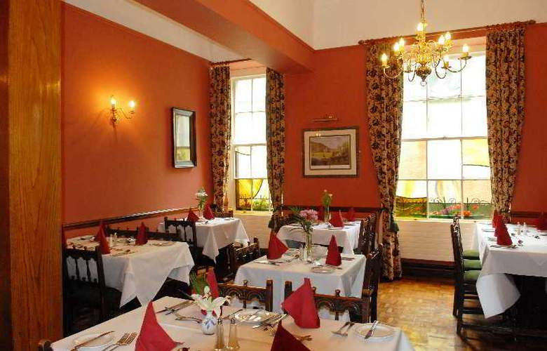 Londonderry Arms Hotel - Restaurant - 5