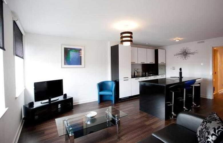 The Spires Glasgow - Room - 4
