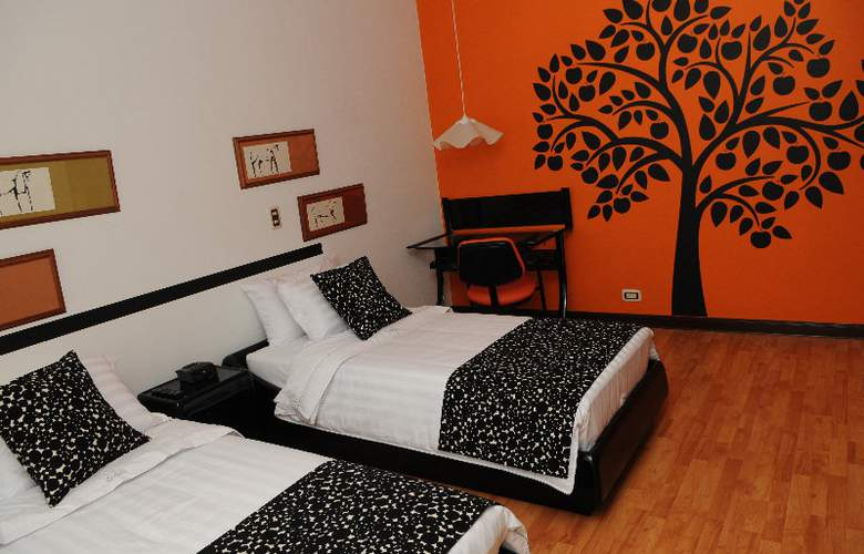 Kolor Hotel Boutique - Room - 6