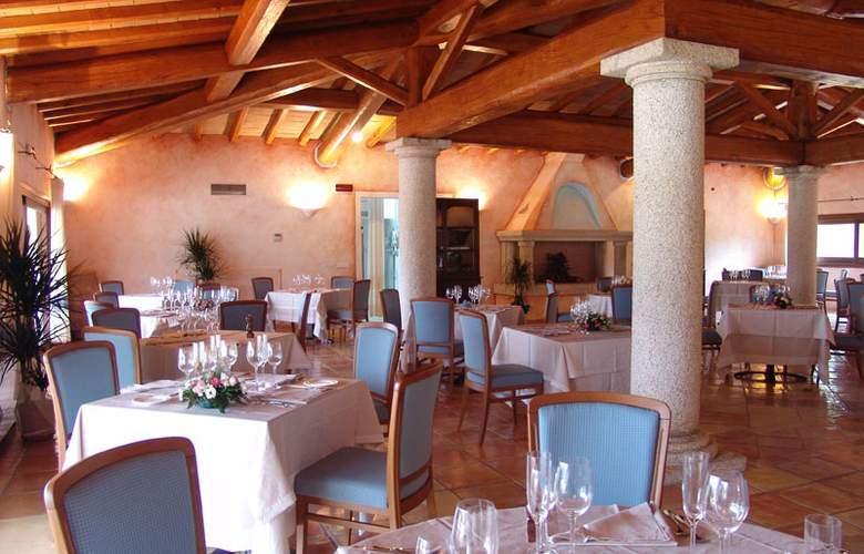 Parco degli Ulivi - Arzachena - Restaurant - 4