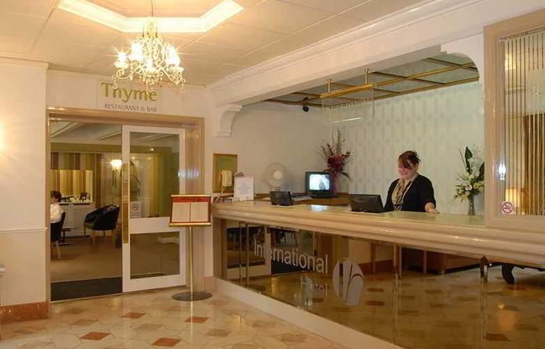 International Hotel - General - 1