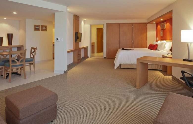 Hampton Inn By Hilton Guadalajara - Expo - Room - 17