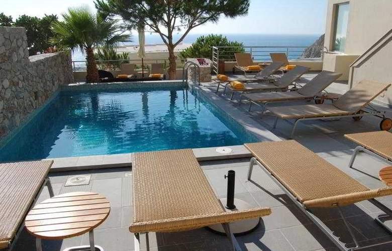 Antinea Hotel, Studios and Apartmets - Pool - 6