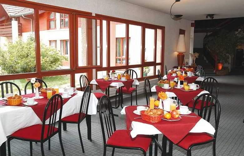 Clos du Lac - Restaurant - 2