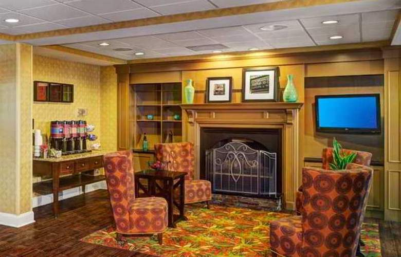 Hampton Inn & Suites Charlotte-Arrowood Rd. - Hotel - 9
