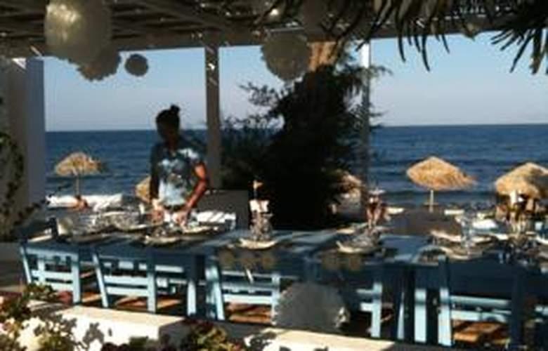 Thalassa Resort Santorini - Terrace - 12