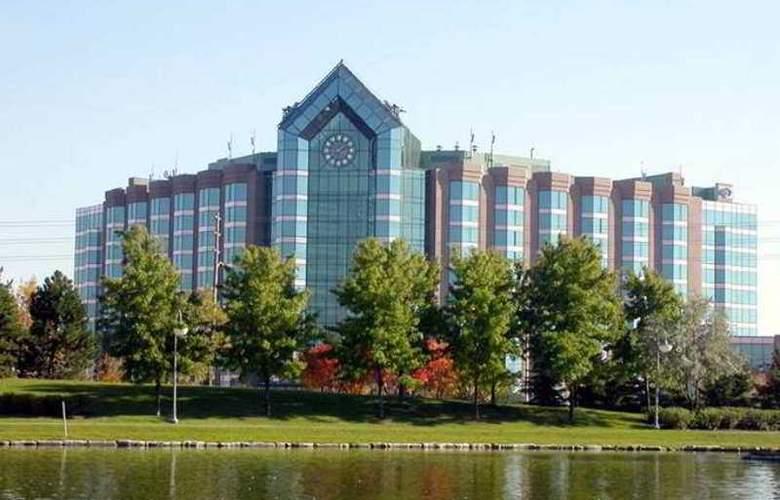Hilton Suites Toronto Markham - Hotel - 0