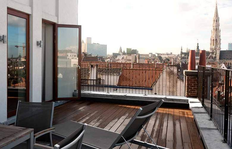 B Aparthotel Grand Place - Room - 3