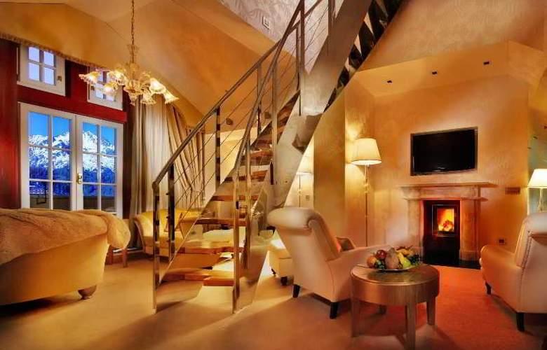 Grand Hotel Kempinski High Tatras - Room - 16
