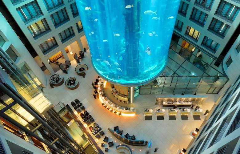 Radisson Blu Hotel Berlin - General - 1