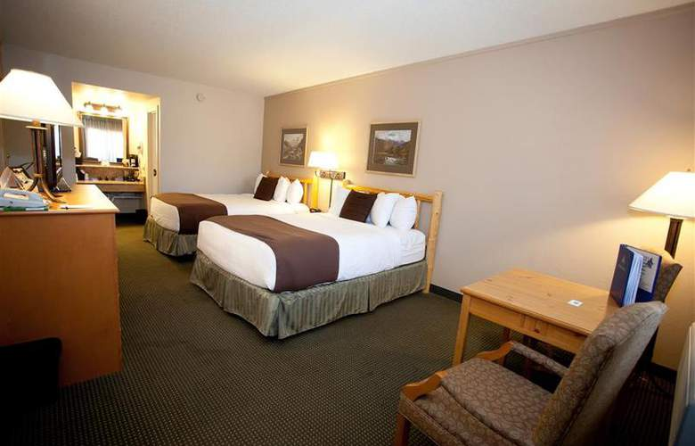Best Western Sheridan Center - Room - 83