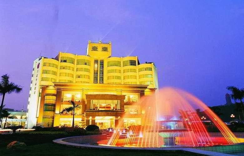 Goodview Hotel Sangem Zhangmutou - Hotel - 0