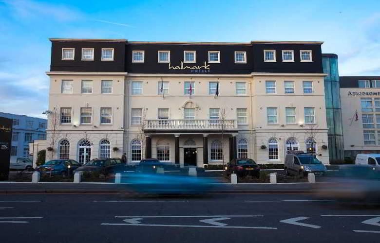 Hallmark London Croydon Aerodrome - Hotel - 8