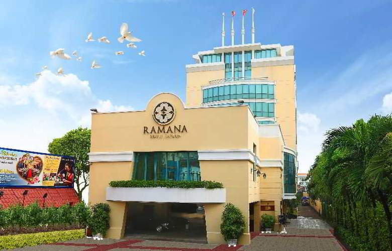 Ramana Hotel Saigon - Hotel - 10