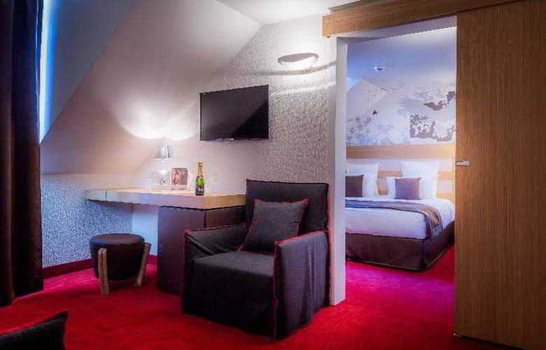Le Grand Aigle Hotel & Spa - Room - 6