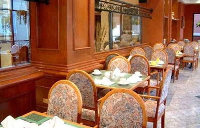 Quality Inn Aguascalientes - Restaurant - 2
