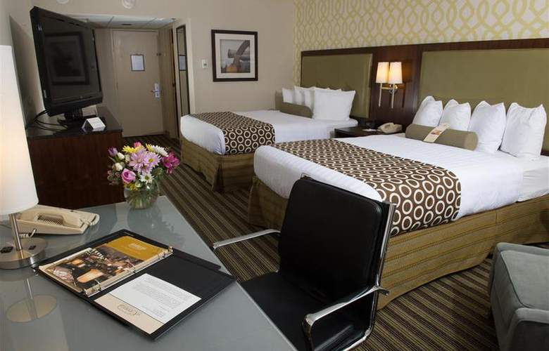 Best Western Premier The Central Hotel Harrisburg - Room - 36