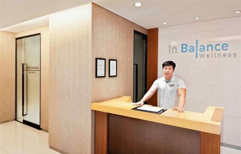 Novotel Ambassador Daegu - Hotel - 42