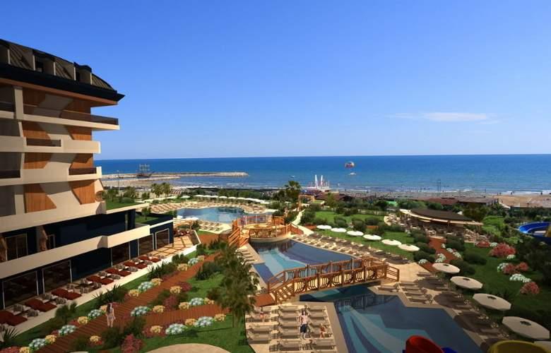 Adalya Ocean Deluxe - Hotel - 4