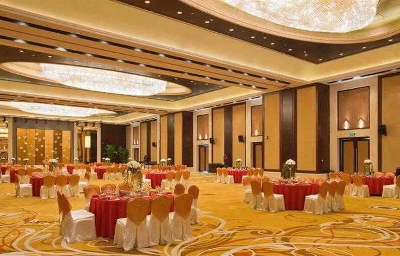Sofitel Shanghai Sheshan Oriental - Hotel - 19