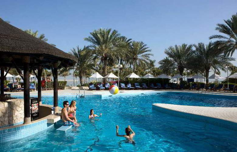 JA Jebel Ali Beach - Pool - 3