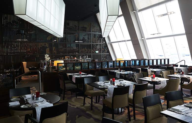 Crowne Plaza Glasgow - Restaurant - 6