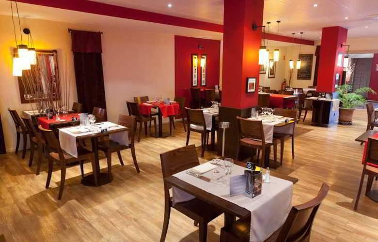 Kyriad Marseille Centre Rabatau - Restaurant - 7