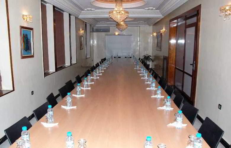 Royal Rabat - Conference - 2