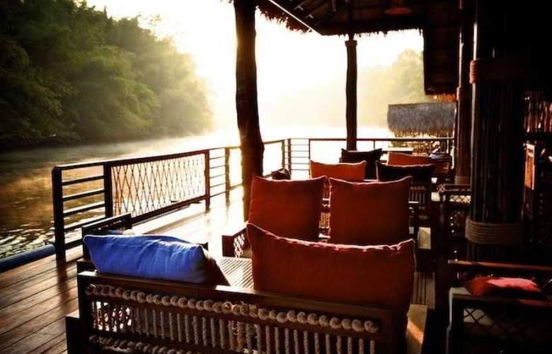 The Float House River Kwai - Restaurant - 5