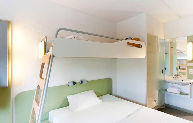 ibis budget Brussels Airport - Room - 4