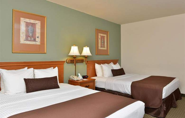 Best Western Lake Hartwell Inn & Suites - Room - 54
