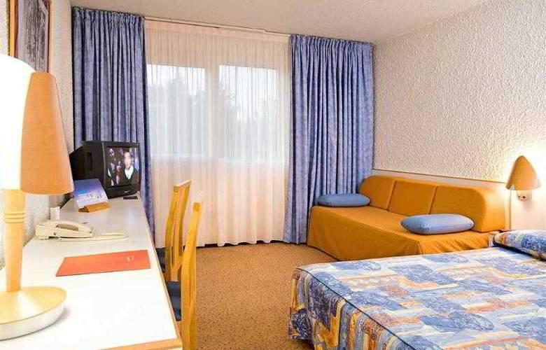 Kyriad Le Creusot Montchanin en Bourgogne - Hotel - 8