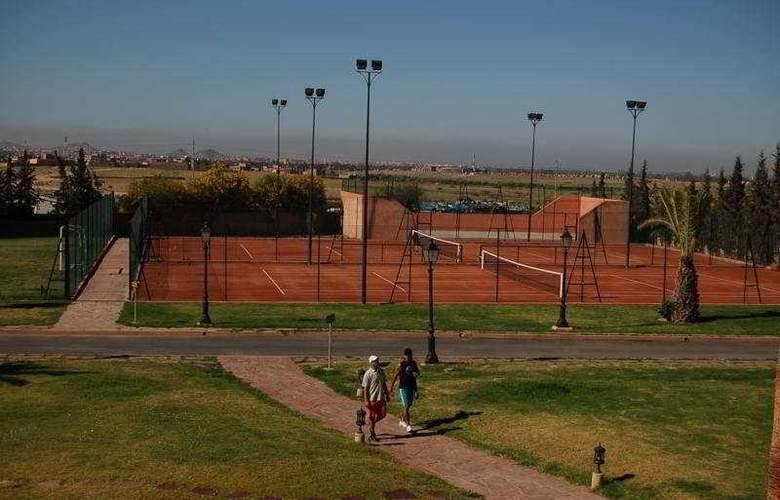 Marrakech Ryads Parc & Spa - Sport - 7