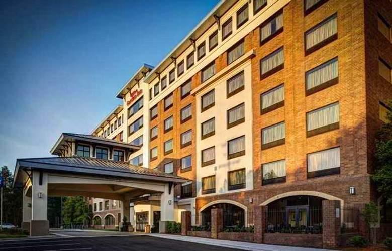 Hilton Garden Inn Durham RTP - Hotel - 16