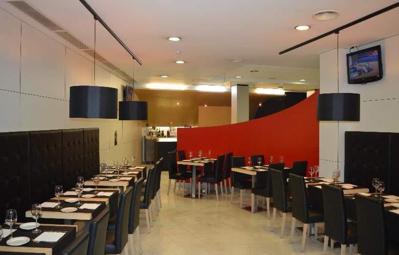 Sercotel Odeon - Restaurant - 45