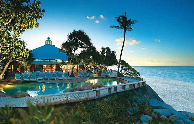 Heron Island Resort - Pool - 2