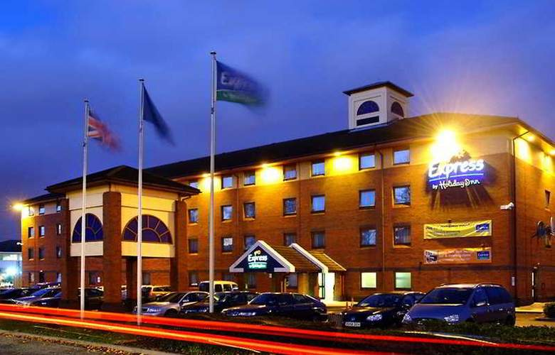 Holiday Inn Express Birmingham Oldbury M5, Jct.2 - General - 1