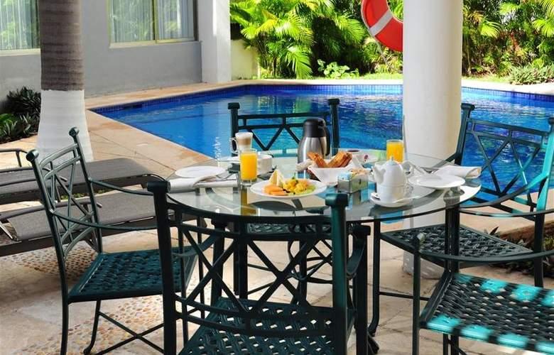 Ambiance Suites Cancún - Restaurant - 20