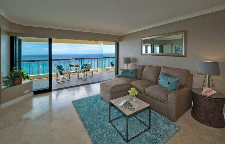 The Residences at Waikiki Beach Tower - Room - 14