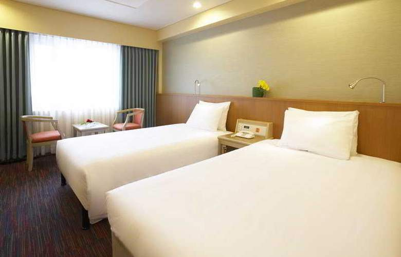 Okinawa Port Hotel - Room - 3